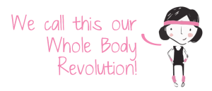 Our whole body revolution at HS Group Fitness